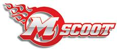 Logo Yamaha M Scoot