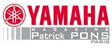 Logo Yamaha Patrick Pons